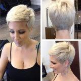 Short tessuto brasiliano dei capelli delle 27 parti per le donne