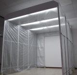 Zaal van de Cabine van de Verf van de Nevel van de Auto van Btd de Mini Intrekbare het schilderen Gebruikte