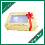Изготовленный на заказ Corrugated коробка вишни для упаковки подарка плодоовощ