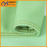 Tela da sarja de Nimes do Spandex de rayon do poliéster do algodão para calças de brim e calças