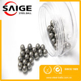 AISI52100 5m m G100 que muelen la bola de acero niquelada