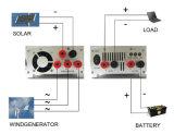 contrôleur hybride solaire de chargeur de vent de 300W 600W avec l'affichage à cristaux liquides DEL 12V 24V