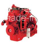 Moteur diesel refroidi à l'eau Qsb4.5-C110 de Cummings pour les machines industrielles de construction