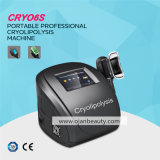 Non-Invasive Cryo6s Criolipolysis Fat Gel Machine portable