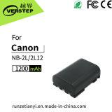 De nieuwe Decoderende Digitale Batterij van de Camera voor de Hoeveelheid van de Elektriciteit van de Vertoning van de Canon nb-2L/2L12