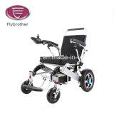 携帯用合金の電気折る車椅子