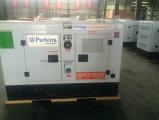 パーキンズエンジン100kVAのディーゼル発電機セット
