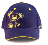 Kind-Förderung-Baseballmütze mit kundenspezifischem Firmenzeichen
