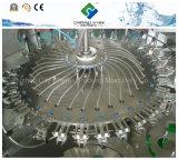 آليّة زجاجة ماء صافية يغسل يملأ يغطّي يجعل آلة خطّ