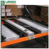 Heißer Verkaufs-industrielle Ladeplatten-Fluss-Zahnstange rostfrei