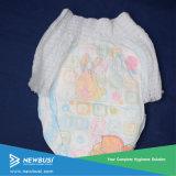 習慣によって印刷される安い赤ん坊によってはおむつが喘ぐ