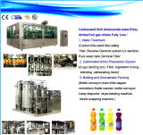 Automatische CSD-Flaschenabfüllmaschine und gekohltes Getränkeflaschenabfüllmaschine