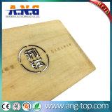 MIFARE Classic 1K Placa de madeira de RFID