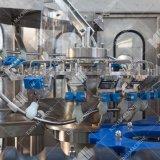 Botella de refresco carbonatado de vidrio Máquina de Llenado