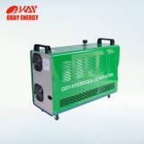 Soldadura a Gás Marrom portátil pequeno gerador Oxihidrogénio Oh400
