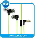 China-Fabrik-Großverkauf-hohe Tonqualität-Masse verdrahteter Kopfhörer