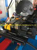Tubo da barra de corte de tubos de aço carbono do material da máquina