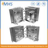 ABS personalizados de procesamiento de productos electrónicos de molde de plástico inyección