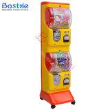 고품질 대를 가진 쾌활한 공 캡슐 장난감 자동판매기