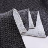 Tessuto di tela puro del tessuto normale di tela di 100% per Hometextile/sofà/tenda