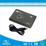 熱い販売125kHz RFIDの読取装置Em4100 USBのスマートカードの読取装置プラグアンドプレイTk4100 Em ID