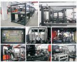 2000ml手供給のプレフォームペットびんの伸張の打撃の形成機械