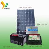 가로등, 좋은 품질을%s 가진 떨어져 격자 시스템을%s 태양 전지판 많은 30W