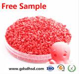 Polimero di plastica chimico di modellatura di colore dell'iniezione universale di colore rosso di Masterbatch