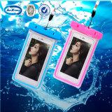 Het in het groot Noctilucent Waterdichte Geval van de Telefoon van de Cel voor iPhone 6/7/8/10