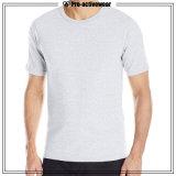 Custom High Quality Men 100% algodão impresso T Shirt para esportes