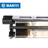 Impressora do solvente de Eco do engranzamento do vinil do grande formato