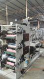 Cor Flexographic Zb-420 da alta velocidade 3 da máquina de impressão