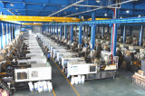 Fabrication de plastique sch40 UPVC le raccord de tuyau coudé femelle