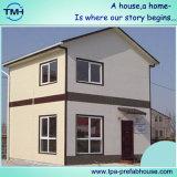 De Alta Calidad Certificada ISO prefabricados Casa dos plantas