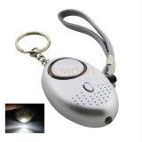 열쇠 고리 벨트 지원 OEM와 가진 Portable Personal Alarm 공장 가격 검정 은 숙녀