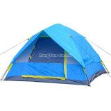 Im Freien automatische Zelte, 4 Mann-Zelt-Verkauf, Bergsteigen-kampierendes Zelt