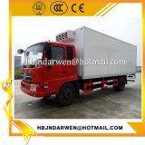Dongfeng Tianjin 짐 10ton 냉각 트럭 판매