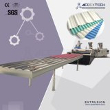 PVC+ASA/PMMAの波形の屋根ふきシートの放出ライン