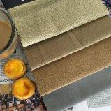 100%年のポリエステルゆがみの編むジャカードカー・シートの家具製造販売業ファブリック