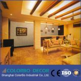 3D que cubre la pared decorativo Panel de pared interior del panel decorativo de MDF
