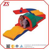 良質の幼稚園の遊び場装置の屋内子供の柔らかい演劇