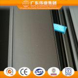 Poste de la esquina de aluminio para la ventana del marco (polvo cubierto)