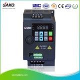 Sako 230V Frequenz-Laufwerk-Inverter des einphasig-Input-0.75kw 1HP Mikro-VFD variabler zur Motordrehzahlsteuerung
