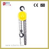 1-20t polipasto de cadena mano/ polipasto de cadena de la polea de Manual de HSC.