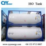 高品質S3040//Q345rの物質的な1.6MPa Loxか林またはLarまたはLco2 ISOの可動装置タンク