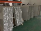 고품질 알루미늄 벌집은 직업적인 공급자를 깐다