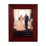포도 수확 작풍 목제 창조적인 가정 훈장 결혼식 사진 프레임