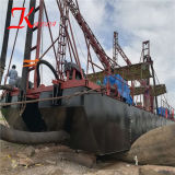 販売のための砂の浚渫機械か砂のジェット機の浚渫船