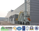 Préfabriquer la construction de qualité en métal de structure métallique