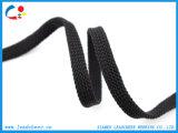 Изготовления Китая продают черный шнур оптом для ботинок спорта